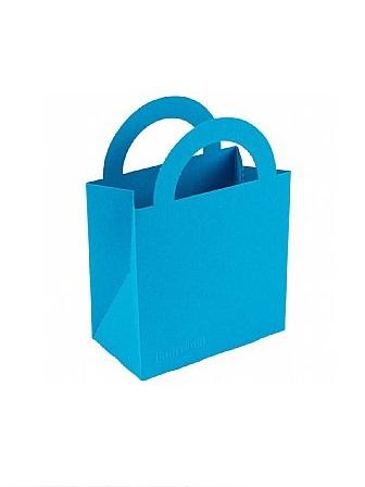 BUNTBOX Colour Bag S - Atlantic