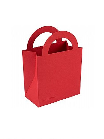 BUNTBOX Colour Bag S - Ruby