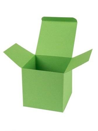 BUNTBOX Colour Cube S - Apple