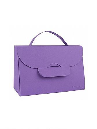 BUNTBOX Handbag M - Lavender