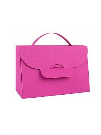 BUNTBOX Handbag M - Magenta
