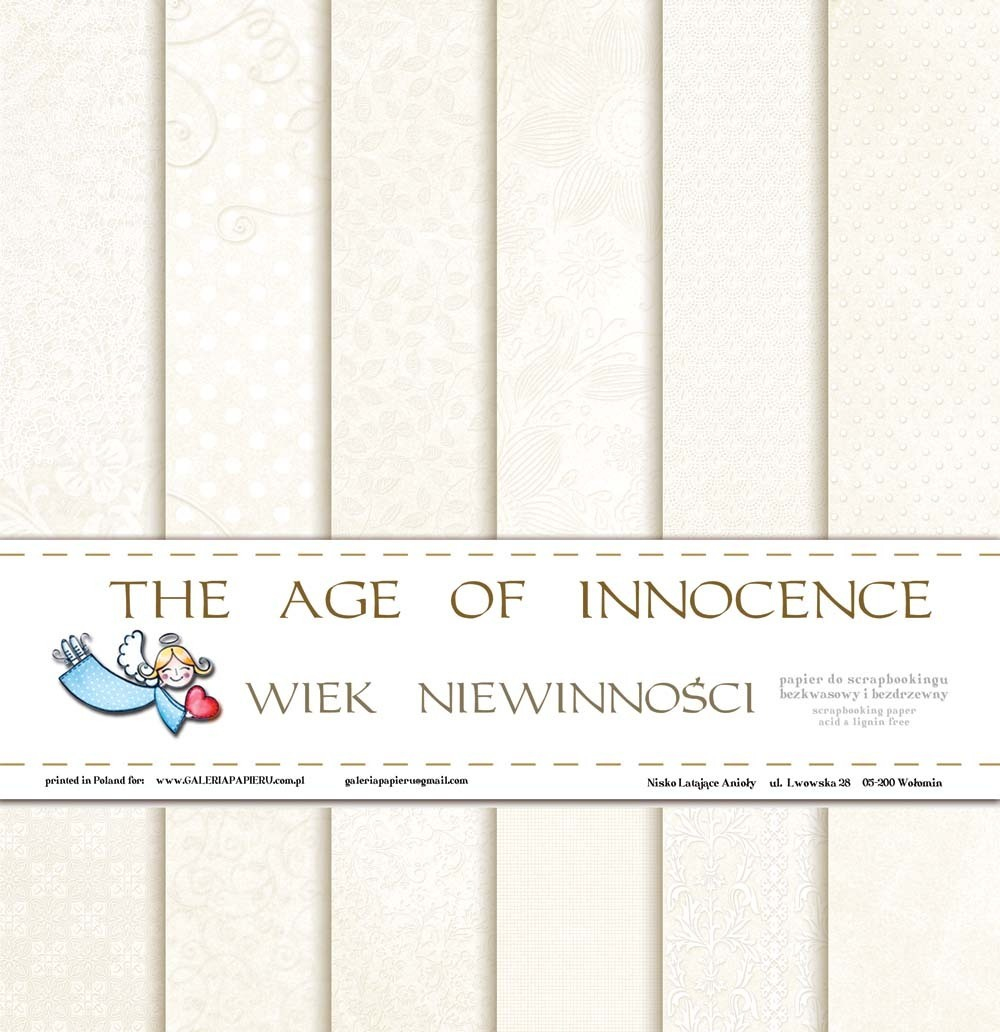 Galeria_Papieru_12x12_Paper_Pad_-_The_Age_of_Innocence
