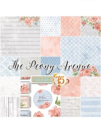 The Peony Avenue 6x6